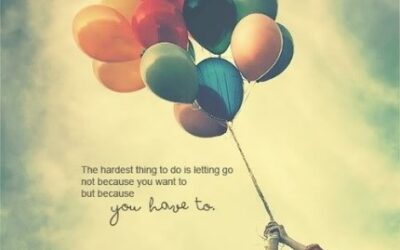 Jezelf vergeven door los te laten